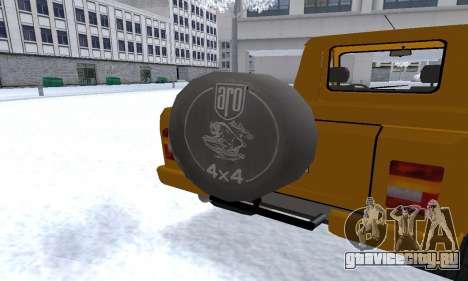 Aro 242 для GTA San Andreas двигатель