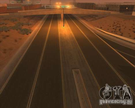 New Roads для GTA San Andreas второй скриншот