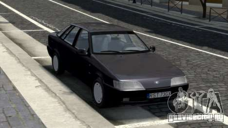 Daewoo Espero 1.5 GLX 1996 для GTA 4 вид сзади