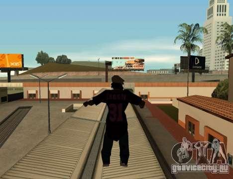 Cleo Slap для GTA San Andreas второй скриншот