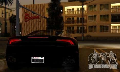 GTA 5 ENBSeries v3.0 Final для GTA San Andreas третий скриншот