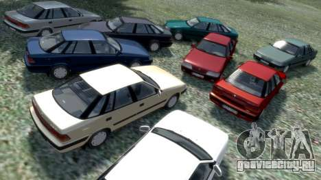 Daewoo Espero 1.5 GLX 1996 для GTA 4