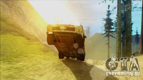 Elegy 23 February для GTA San Andreas вид сзади слева