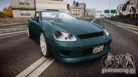 Benefactor Feltzer V8 Sport для GTA 4