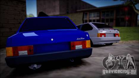 ENB для средних ПК для GTA San Andreas второй скриншот