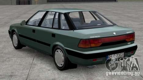 Daewoo Espero 1.5 GLX 1996 для GTA 4 вид слева
