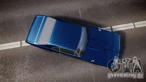 Classique Stallion Fastback для GTA 4 вид справа