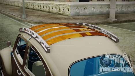 Volkswagen Fusca 1974 для GTA San Andreas
