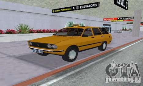Renault 12 SW Taxi для GTA San Andreas