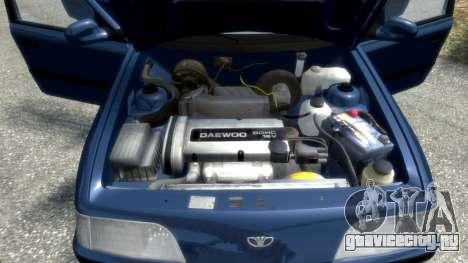 Daewoo Espero 1.5 GLX 1996 для GTA 4 колёса