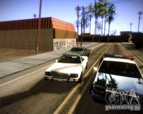 Glazed Graphics для GTA San Andreas
