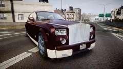 Rolls-Royce Phantom EWB v3.0 для GTA 4