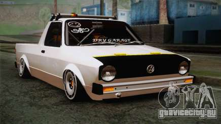 Volkswagen Caddy DRY Garage для GTA San Andreas