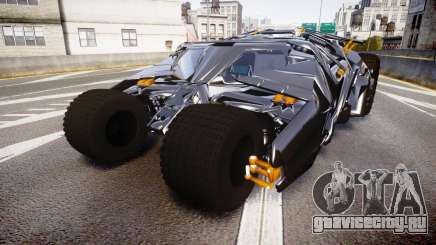 Batman tumbler [EPM] для GTA 4