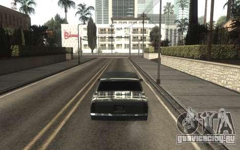 ColorMod и ENB Series для GTA San Andreas