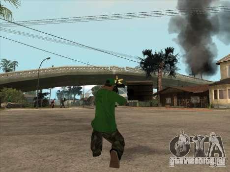 КОРД из Поля Брани 3 для GTA San Andreas пятый скриншот