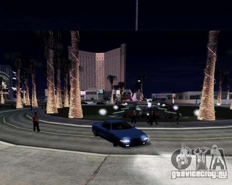 GtD ENBseries для GTA San Andreas третий скриншот