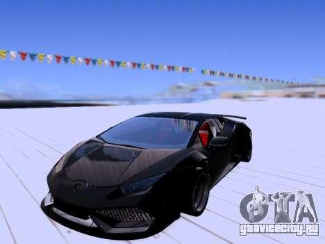 ENB Huston Family v2.0 для GTA San Andreas