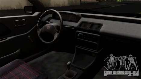 Honda Civic EF Hatchback для GTA San Andreas вид справа