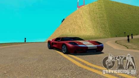 Summers-ENB v9.5 для GTA San Andreas второй скриншот
