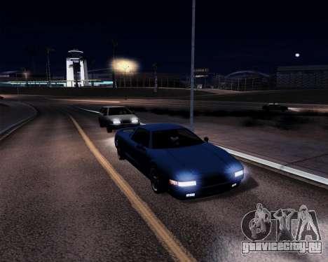 GtD ENBseries для GTA San Andreas четвёртый скриншот