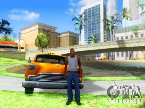 ENB Graphics Enhancement v2.0 для GTA San Andreas четвёртый скриншот