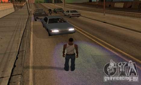 New Effects Paradise для GTA San Andreas восьмой скриншот