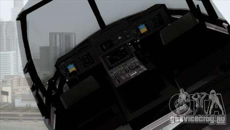 MV-22 Osprey USAF для GTA San Andreas вид справа