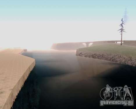 ENB Series for Low PC для GTA San Andreas второй скриншот