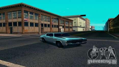 Summers-ENB v9.5 для GTA San Andreas четвёртый скриншот
