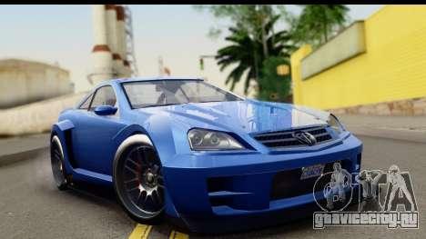 GTA 5 Benefactor Feltzer IVF для GTA San Andreas