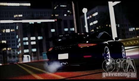 Grizzly Games ENB V2.0 для GTA San Andreas четвёртый скриншот