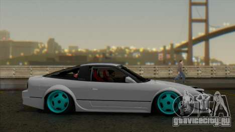 ENB W V2 для GTA San Andreas третий скриншот