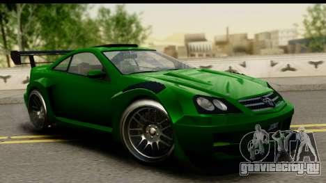 GTA 5 Benefactor Feltzer SA Mobile для GTA San Andreas