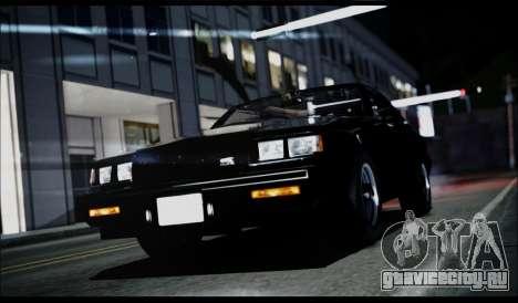 Grizzly Games ENB V2.0 для GTA San Andreas шестой скриншот