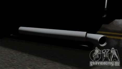 GTA 5 Bravado Rat-Truck SA Mobile для GTA San Andreas вид справа