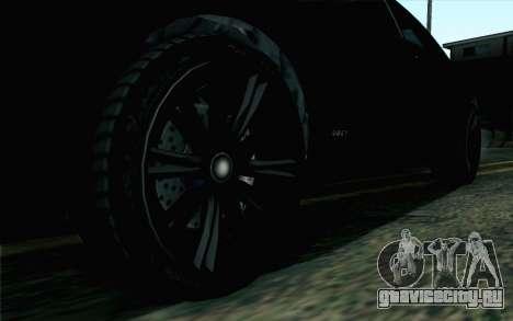 GTA 5 Karin Kuruma v2 SA Mobile для GTA San Andreas вид сзади слева