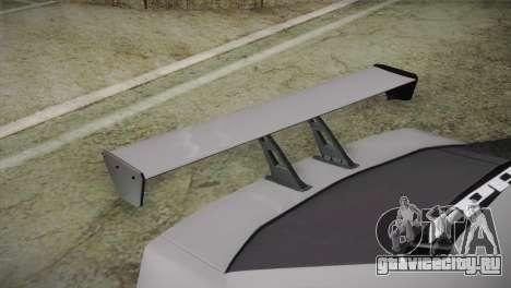 Citroen Xantia Tuning для GTA San Andreas вид справа