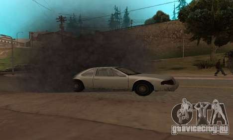 New Effects Paradise для GTA San Andreas третий скриншот