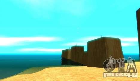 ENB для слабых ПК для GTA San Andreas третий скриншот