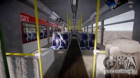 GTA 5 Bus v2 для GTA 4