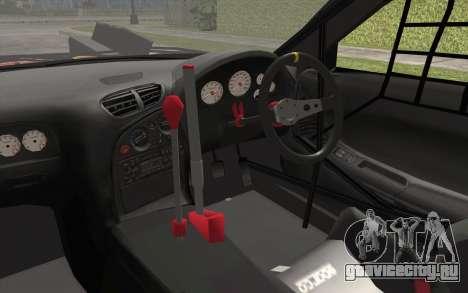 Mazda RX-7 MadMike для GTA San Andreas вид справа