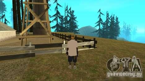 New lsv3 для GTA San Andreas четвёртый скриншот