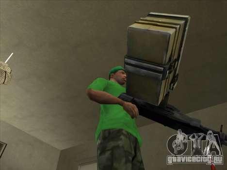 КОРД из Поля Брани 3 для GTA San Andreas второй скриншот