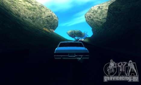 ENB Series для Слабых и Средних ПК для GTA San Andreas третий скриншот