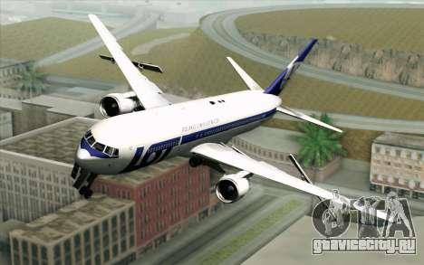 Boeing 767-300 PLL LOT для GTA San Andreas