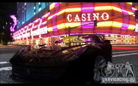 ENB Ximov V3.0 для GTA San Andreas третий скриншот