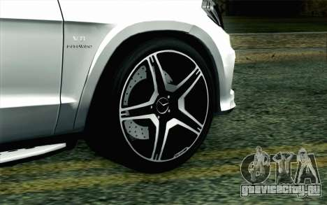 Mercedes-Benz GL63 AMG 2014 для GTA San Andreas