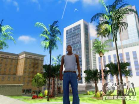 ENB Graphics Enhancement v2.0 для GTA San Andreas шестой скриншот