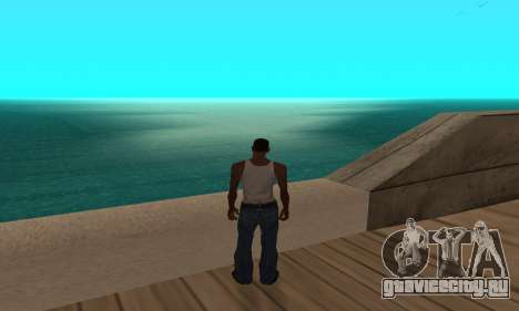 New Effects Paradise для GTA San Andreas десятый скриншот